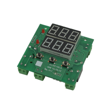 Digital Temperature Humidity Thermostat Controller for egg incubator