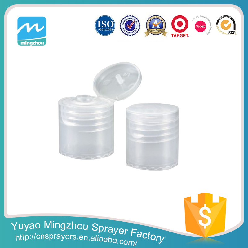 Made In Alibaba Supplier High Quality Smooth Finished Transparent Plastic Bottle Cap Seal