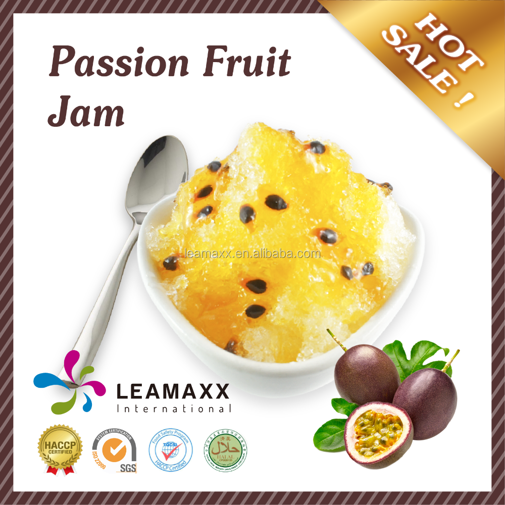 2017 Taiwanese Best Passionfruit Jam for Ice Products