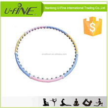 Magnetic Fitness Weighted Hula Hoop