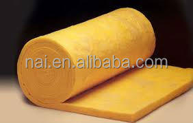 glass wool duct wrap