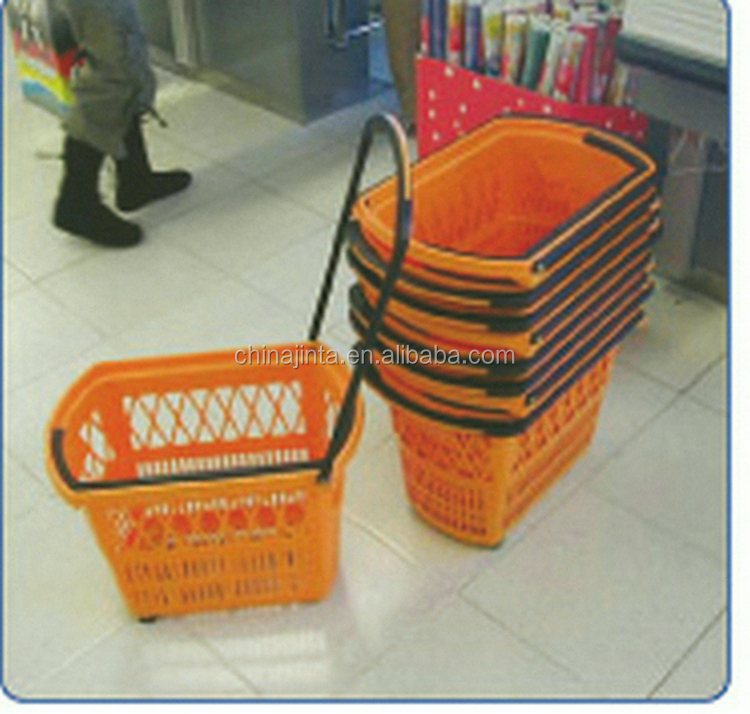 Very cheap products mini plastic shopping basket new inventions in china