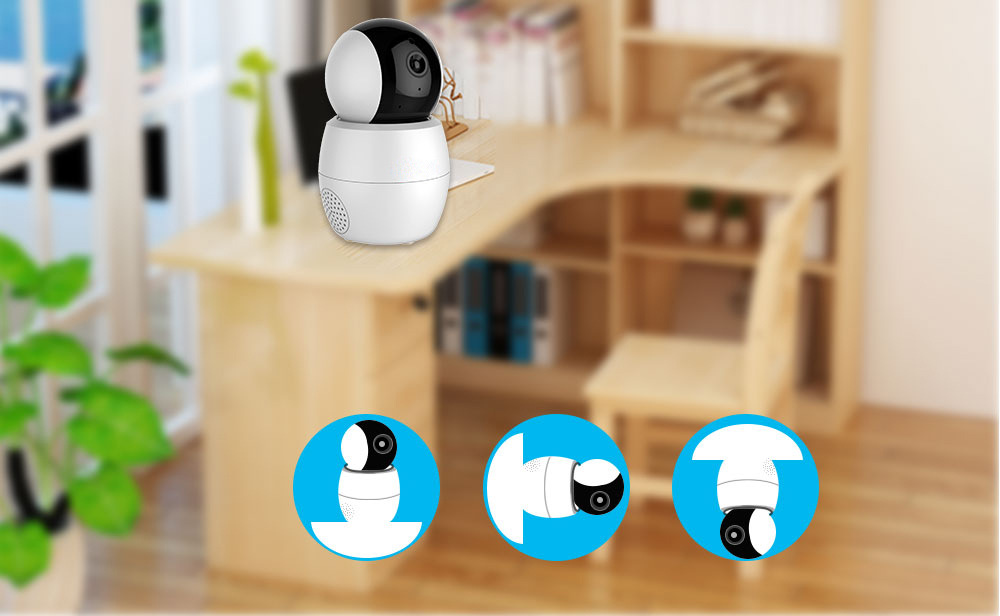 Tuya Smart Home Security Camera Outdoor Smart Wifi Camera