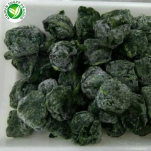 Wholesale BQF/IQF Bulk Organic Frozen Vegetable Spinach Price