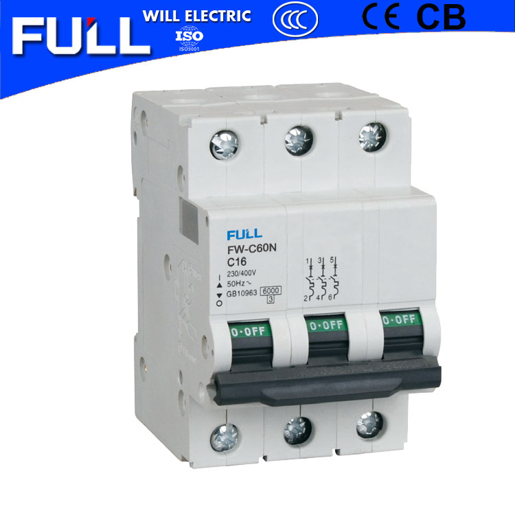 CB CE FWC60 sch aaa neider electric mcb