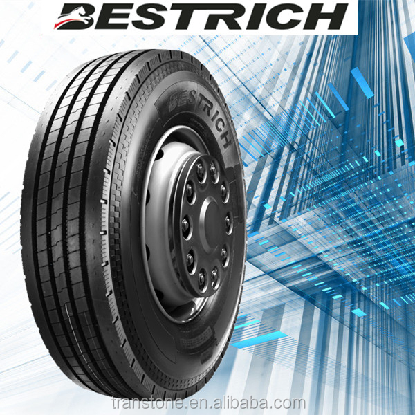 BESTRICH tires prices Wholesale Alibaba Truck Tyre low profile 11R 22.5