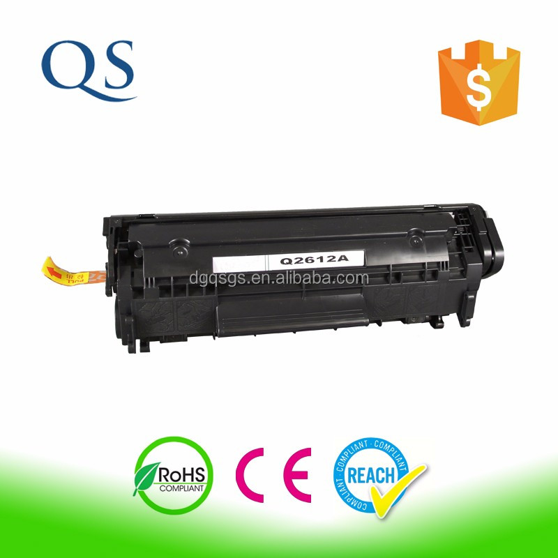 Original toner cartridge for HPQ2612A/HP12A/HP2612A,for HP LaserJet 1010series,1018 series,1020,1022 series,1005,3015