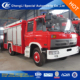 good quality cheap price fire engine manufacturer dongfeng water and foam fire truck