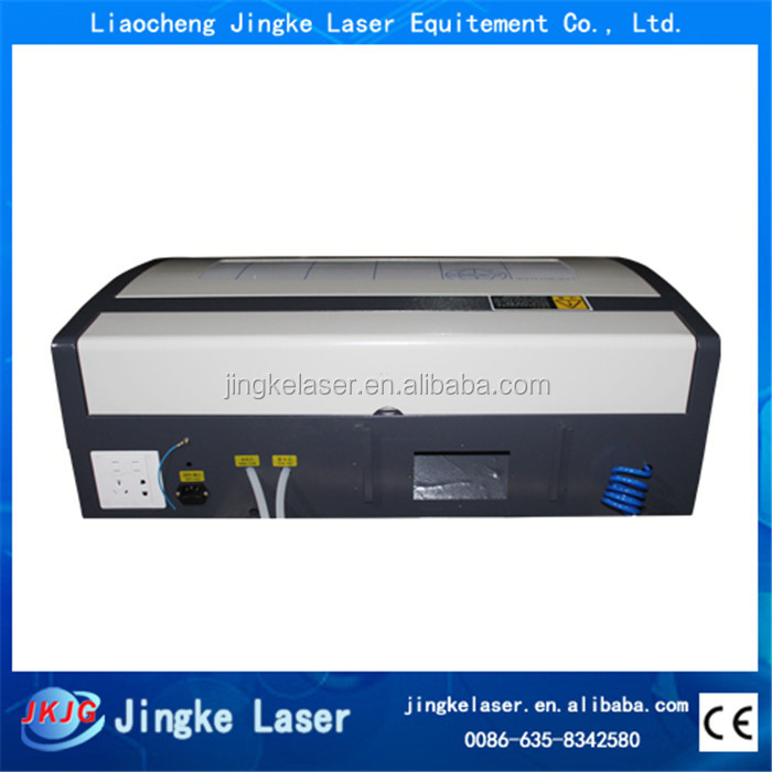 JK-3020 co2 320 Mini engraving machine CE certification 3D laser engraver 3020 40W button digital laser glass engraving maching