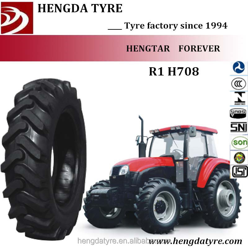 12.4-28 farm tractor tire with R1 pattern
