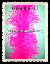 Cheap Sexy Hot Pink Ostrich Feather Boas