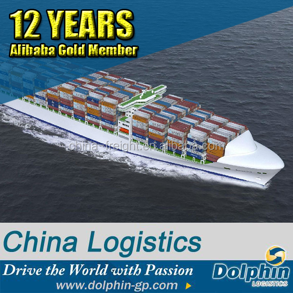 shipping agency from Dalian to Prince Rupert Port,Canada