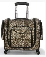 Custom Printed Packing Cube Luggage Travel Trolley Bag