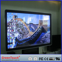 Touch all in one pc can be customized to customer's requirements