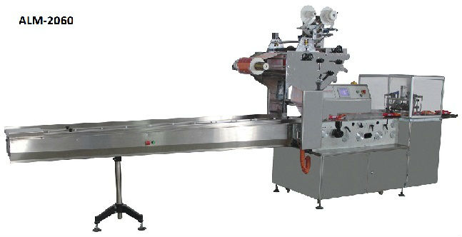 ALM-2060M MOBILE JAW HORIZONTAL PACKAGING MACHINE