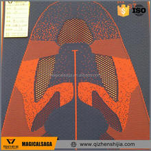 Semi finished fabric woven with running shoes upper, flying woven upper, knitted upper