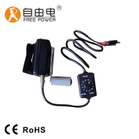 outdoor use battery power supply DC generator 5V