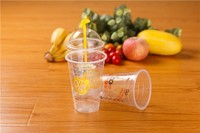 High Quality 520ml Reusable Plastic Bubble Tea Cup