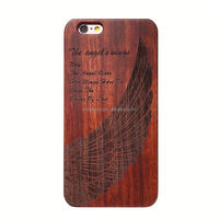 Mobile phone case for iphone 4g 4s wood design