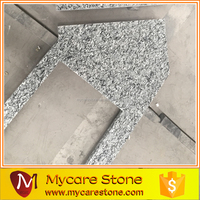 New arrived Wave white lower granite stone kitchen countertop