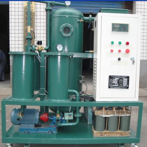 RZL-100 High Viscosity  Vacuum lubricant Oil Purifier machine