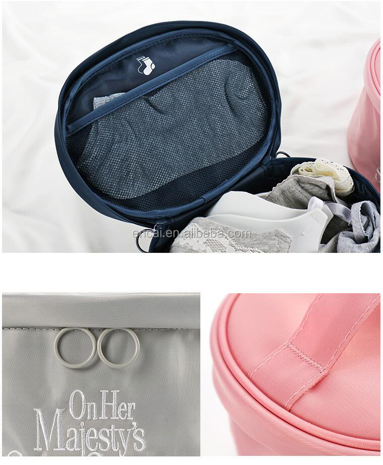Encai Travel Underwear Storage Bag Fashion Bra Organiser Bag