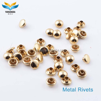 factory wholesale handbag hardware decorative studs and rivets for bag