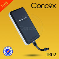 Mini gps chip tracker for motorcycle & bicycle Concox TR02