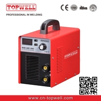 pipe welding portable small welding machine MINI ARC-180i STICK/MMA soldadura