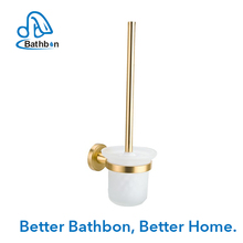 Top Quality bathroom toilet brush cup holders With Good Service