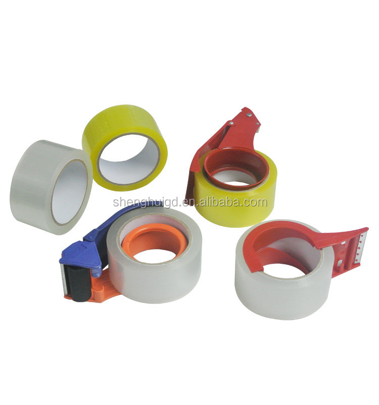 ISO Manufacturers Self Packing Bopp Adhesive tape