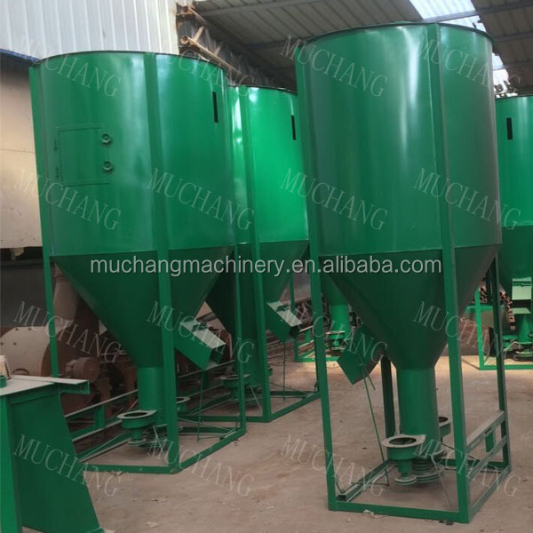 High quality animal feed mixer and grinder