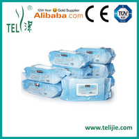 Disposable Spunlance Nonwoven Fabric Baby Wet