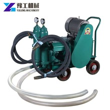 Hand Operated high pressure electric cement grout injection pump