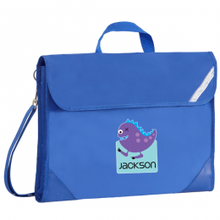 School Library Shoulder Book Bag for Children