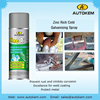 Autokem best seller zinc spray, zinc rich coating, cold galvanized compound spray, zinc corrosion inhibitive spray