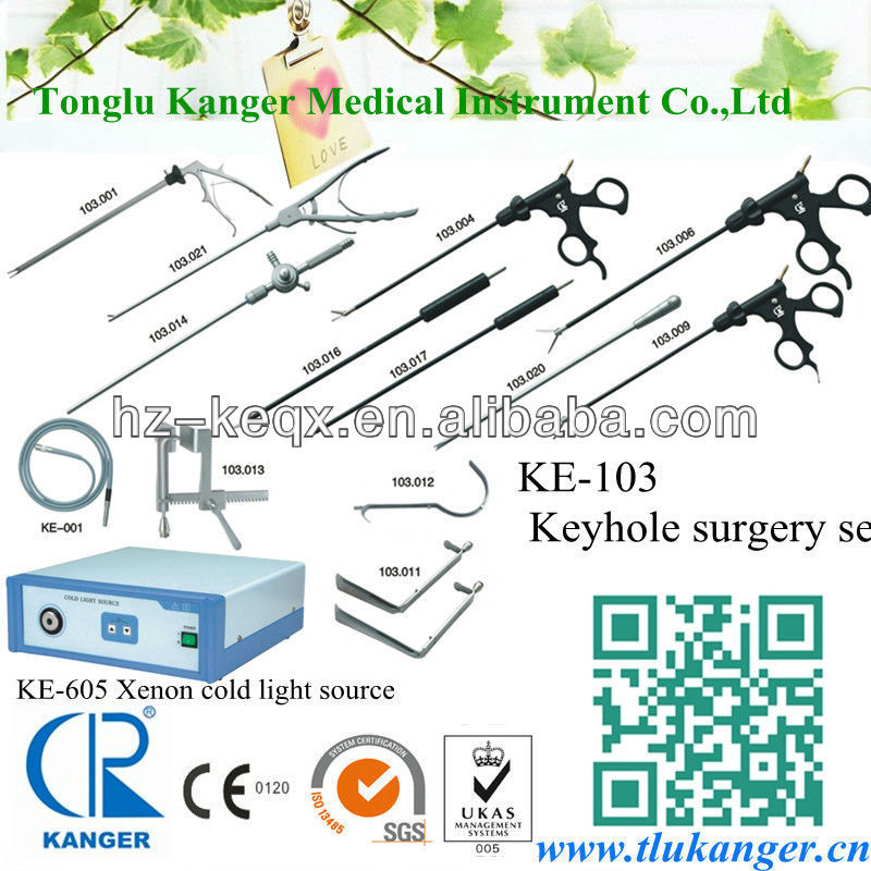 Laparoscopic instruments prices/laparoscopic manufacturer