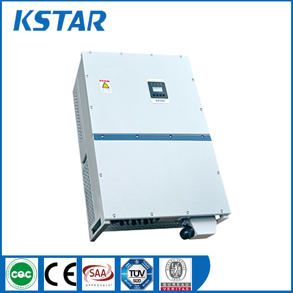 kstar 60kw dc to ac power inverter, solar panel inverter,pure sine wave inverters solar factory price