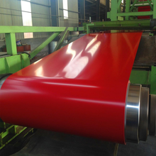 China PPGI Color Coated Prepainted Galvanized Steel Sheet Steel Coil From Shandong