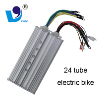 The Best DC 24 Tube Motor Controller for Electric Rickshaw