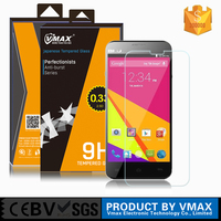 Guangzhou mobile accessories market 0.33mm/0.2mm tempered glass screen protector for BLU Dash 5.0