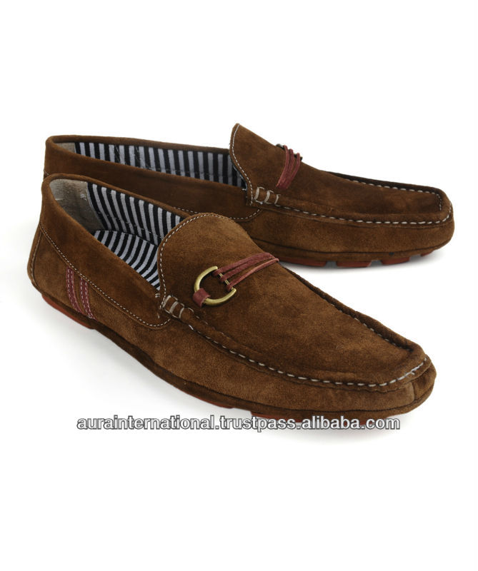 Stylish Loafer Shoes for Men Suede Leather (Paypal Accepted)