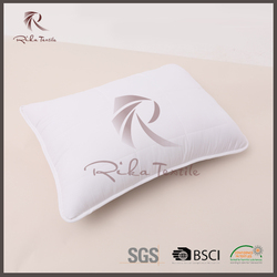 Luxury family home pillow, high quality microfiber pillow