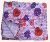 Jaipuri Flower Printed Bed Sheet