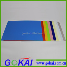 Namecard use widely offset printing pvc plastic sheet