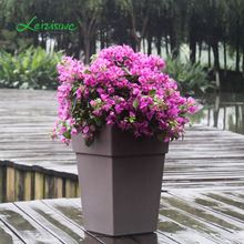 garden flower pots decoration flowers plastic flower pot hydroponic growing systems garden accessory good quality