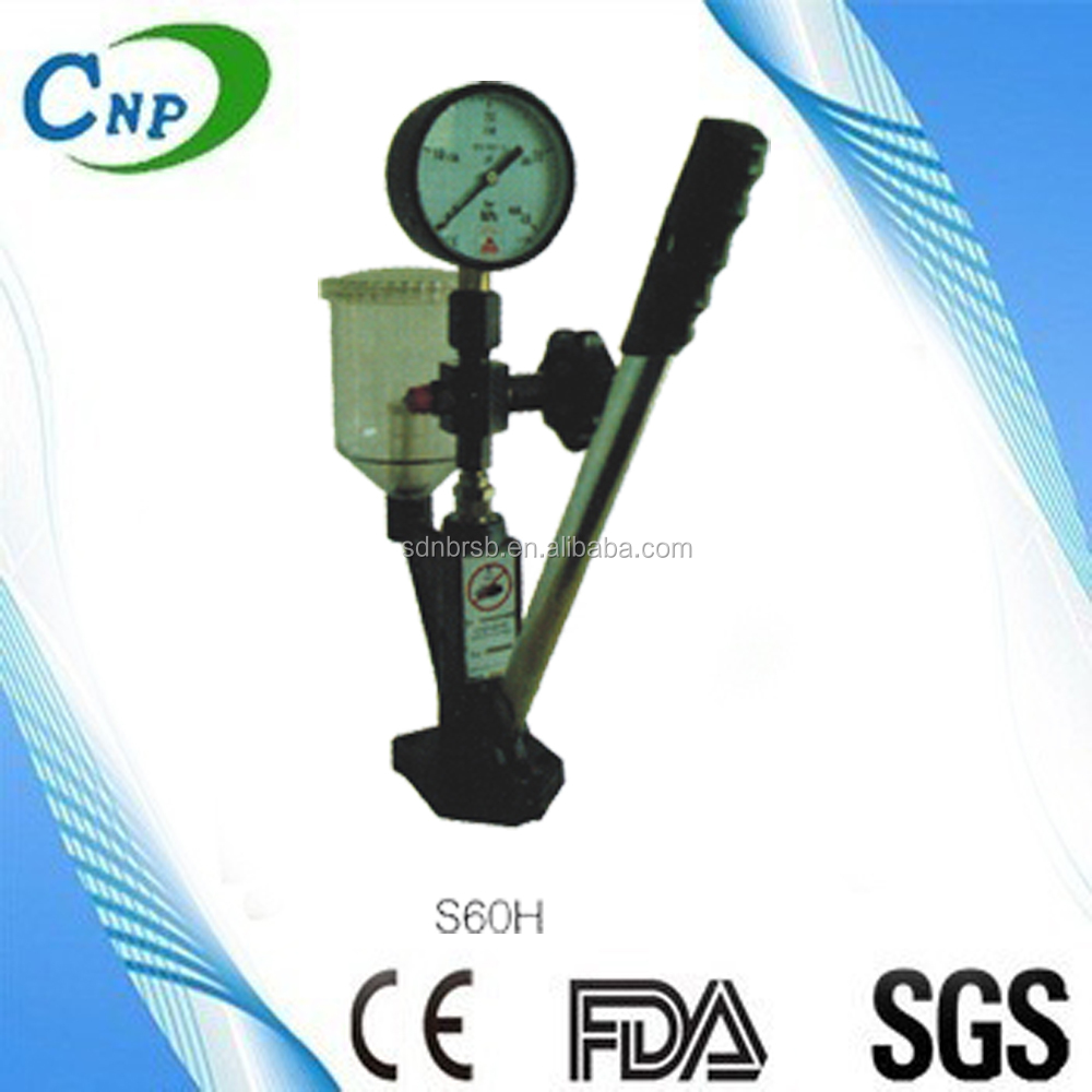 <strong>ce</strong>/iso certificate, s60h diesel injector nozzle tester PS400A, fast delivery