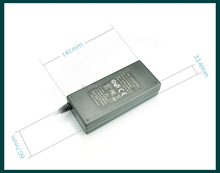 75W 30V2.5A AC DC desktop switching power adapter for LED light, moving sign applications,home appliance