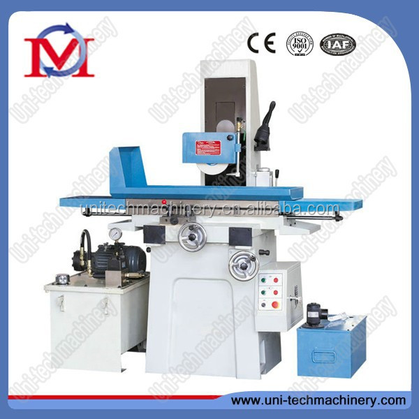 Rectangular table hydraulic surface grinder