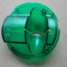 Yuanhai Mould High Quality Green Color Best Price Customized ATM Bezel Parts/Machine